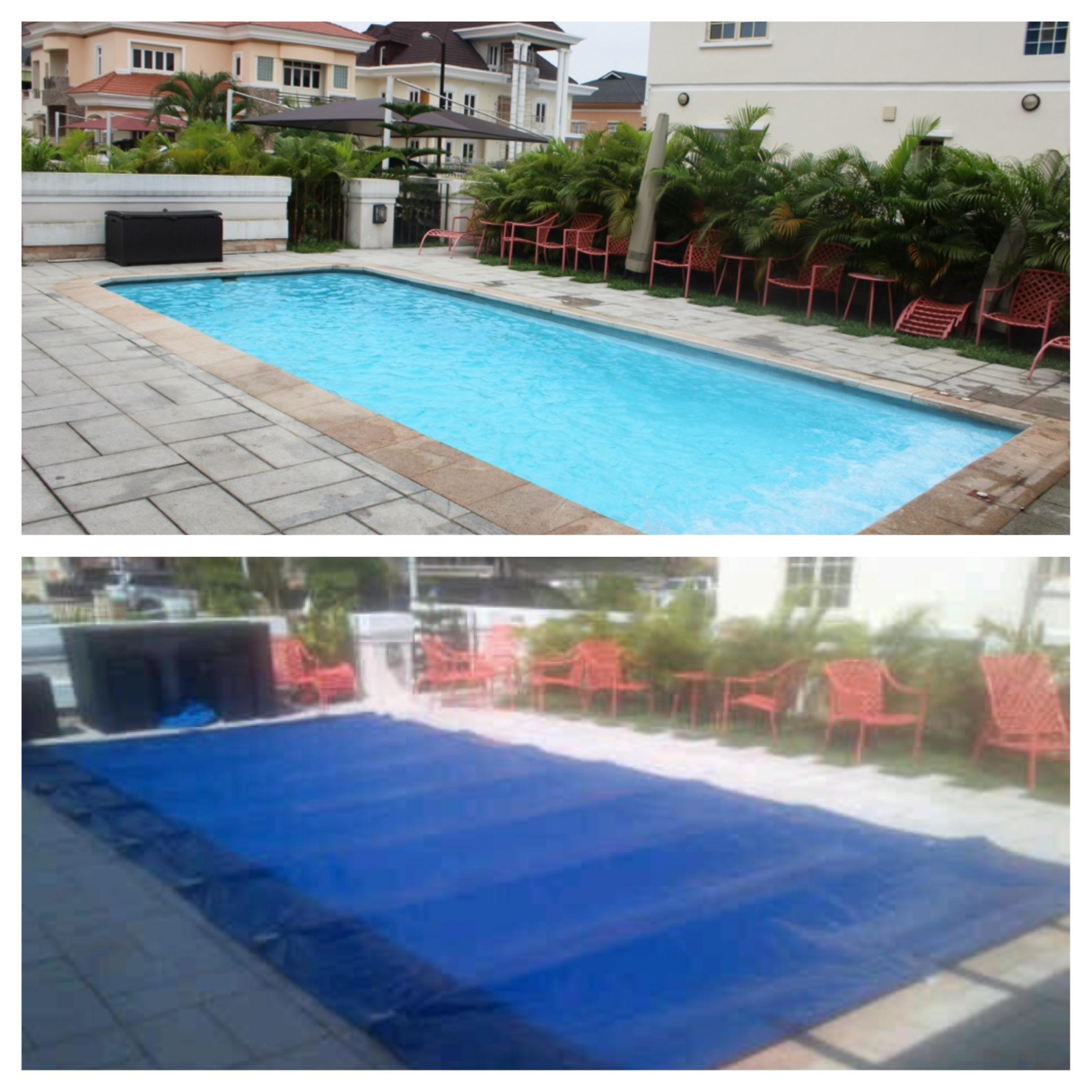 Pool Cover pix mix  (Carlton Gate)