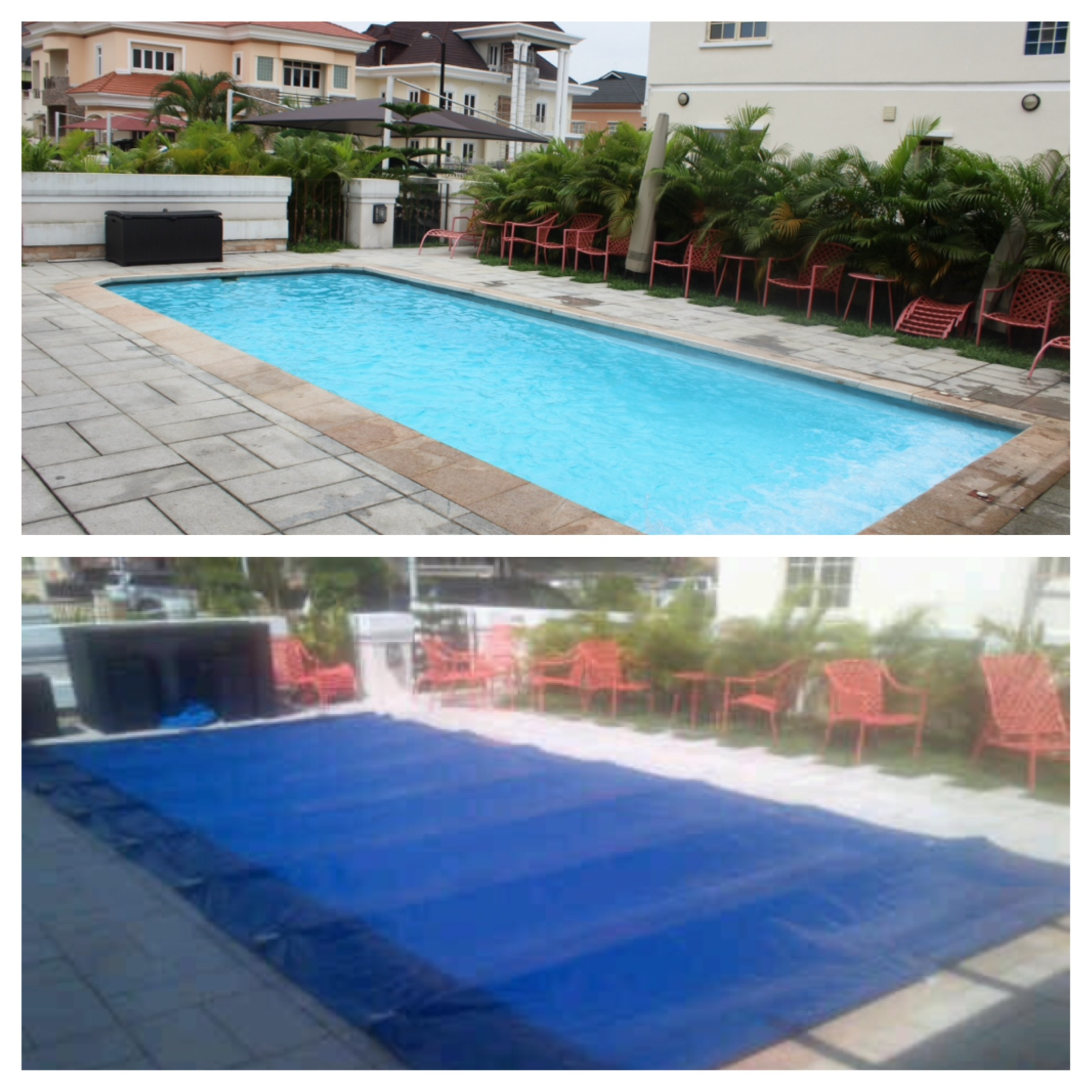 Swimming Pool Treatment Service : Oasis town house pools nigerian swimming pool company